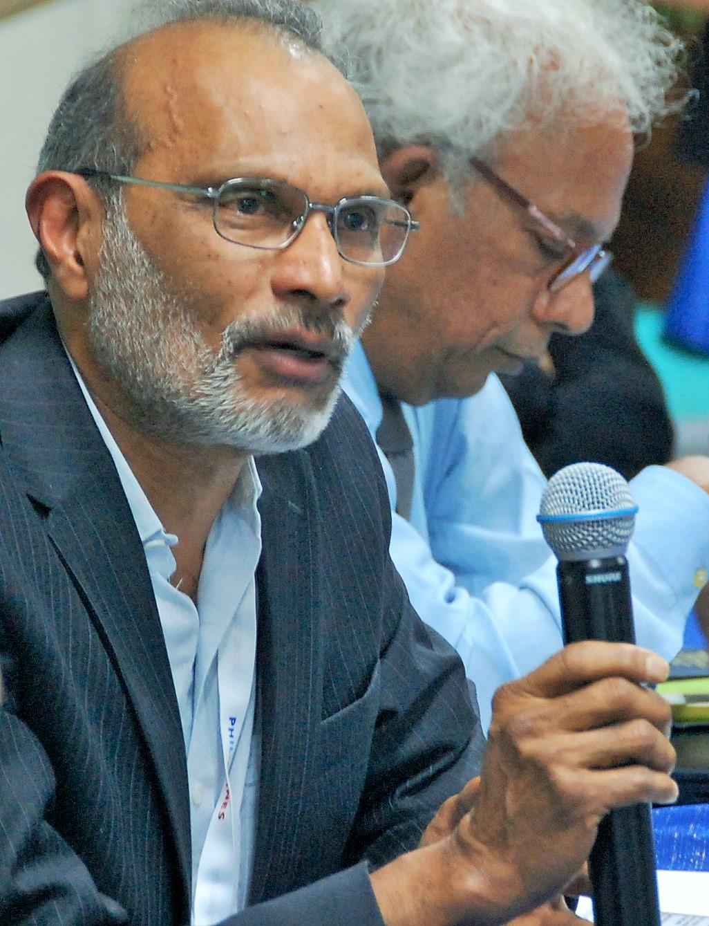 Chandra Shah